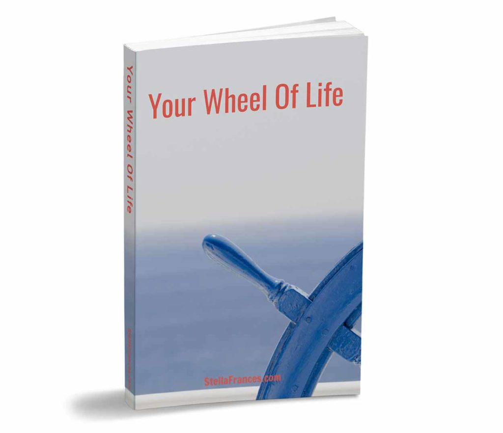 the-wheel-of-life-to-live-happily
